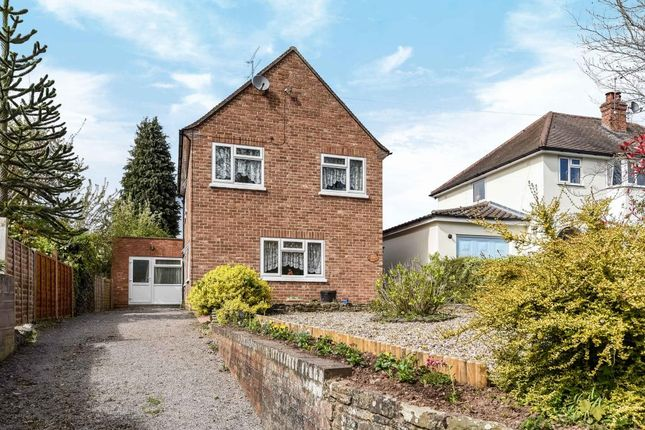 Thumbnail Detached house for sale in Leominster, Herefordshire