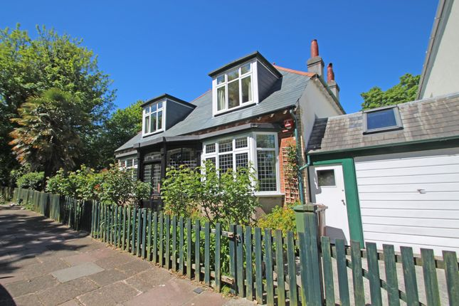 Thumbnail Detached house for sale in Fitzroy Road, Stoke, Plymouth