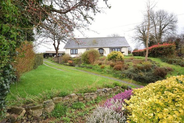 Thumbnail Detached bungalow for sale in Martletwy, Narberth