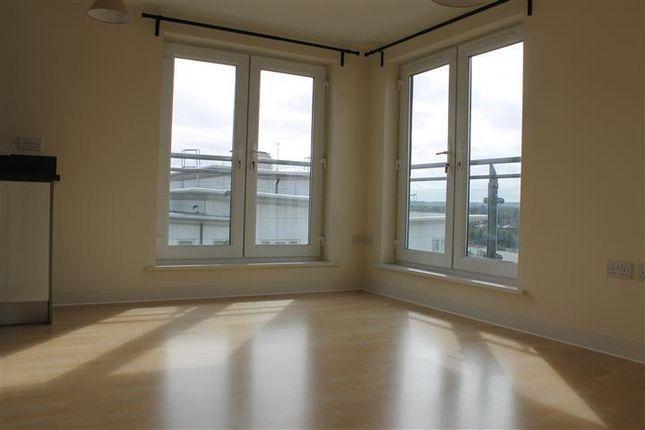 Thumbnail Flat to rent in Winterthur Way, Basingstoke