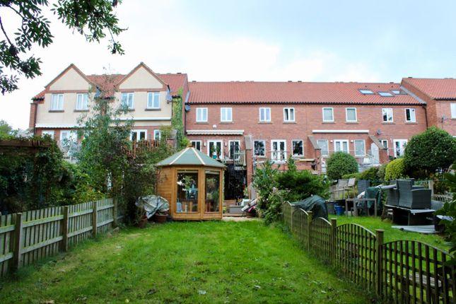 Thumbnail Terraced house for sale in Waterside, Langthorpe, Boroughbridge, York
