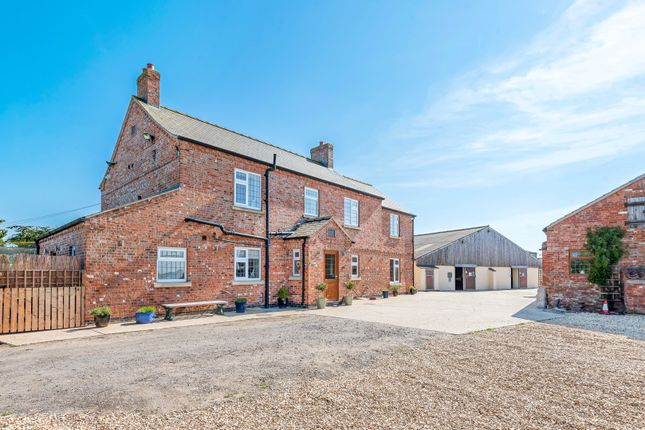 Thumbnail Equestrian property for sale in Langham Road, Mumby, Alford