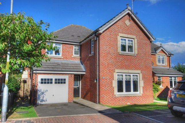 Thumbnail Detached house for sale in Mowbray Court, Choppington