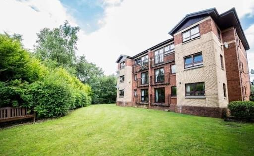 Thumbnail Flat to rent in Whitelea Court, Kilmacolm