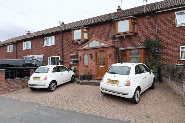 Thumbnail Terraced house for sale in Dover Road, Macclesfield