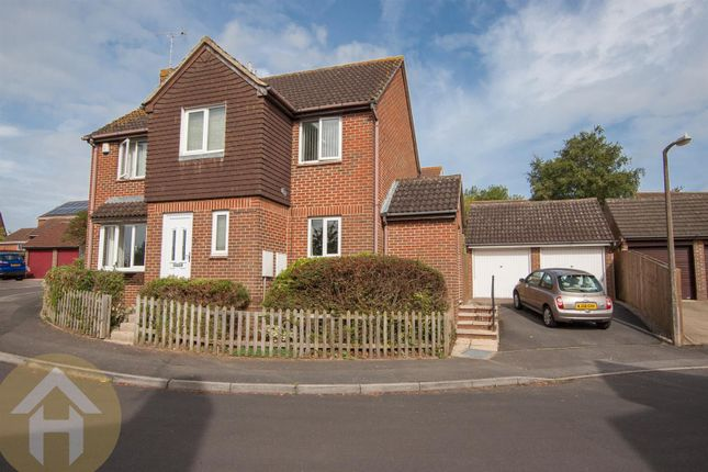 Thumbnail Detached house for sale in Home Ground, Royal Wootton Bassett, Swindon