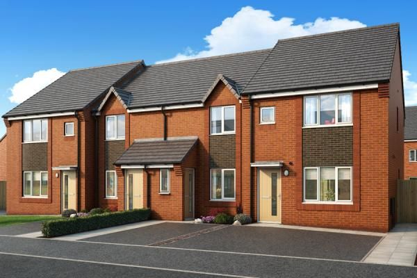 """2 bed property for sale in """"The Eston At Mill Brow"""" at Central Avenue, Speke, Liverpool"""
