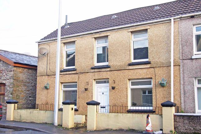 Thumbnail Semi-detached house for sale in Glyncoed Terrace, Llanelli