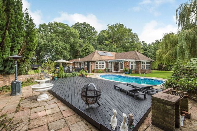 Thumbnail Detached bungalow for sale in Stonehill Road, Chertsey