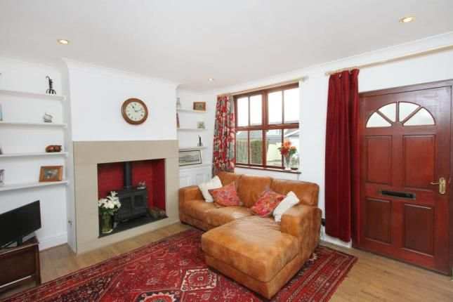 Thumbnail Terraced house for sale in The Poplars, Main Road, Cutthorpe, Chesterfield