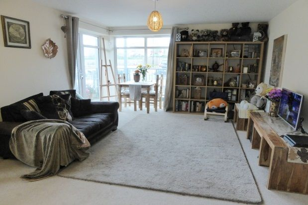 Thumbnail Flat to rent in Albion Terrace, The Common, Patchway, Bristol