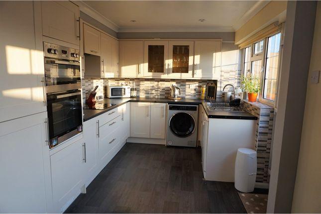 Thumbnail Semi-detached house for sale in Wheatfield Close, Maidenhead