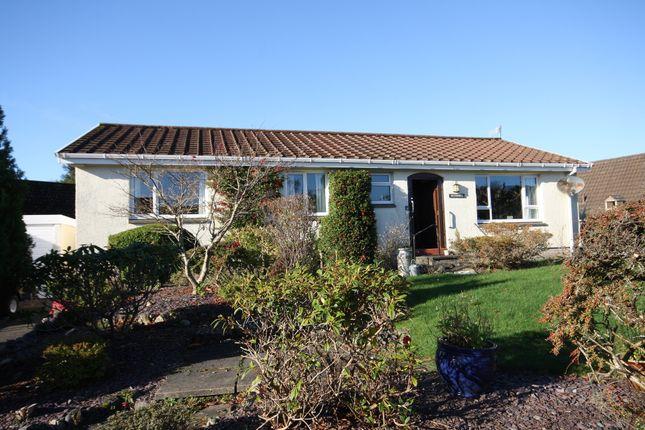 Thumbnail Detached bungalow for sale in Broomhill, Ganavan Road, Oban