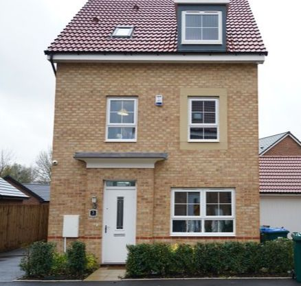Thumbnail Detached house to rent in Brambling Avenue, Coventry