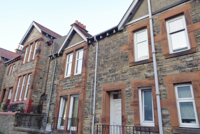 Thumbnail Flat to rent in Carlyle Road, Kirkcaldy