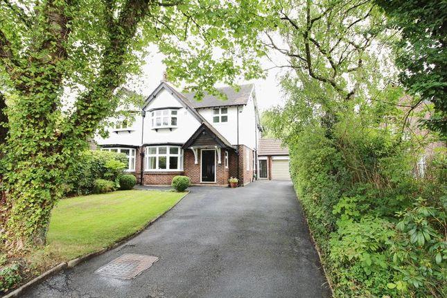 Thumbnail Semi-detached house for sale in Cavendish Road, Ellesmere Park, Monton