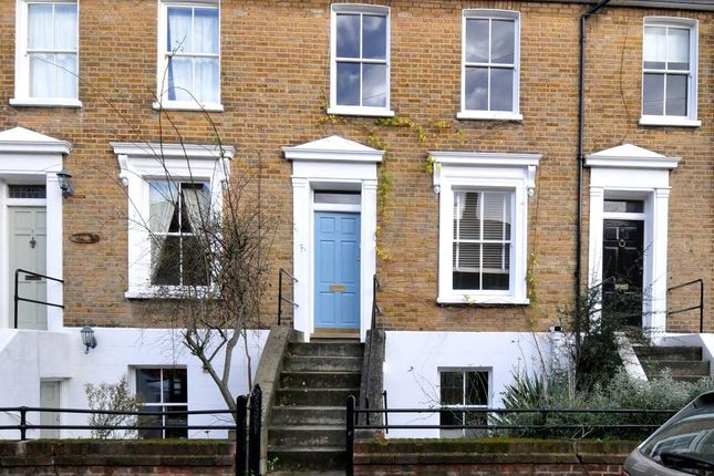Thumbnail Terraced house to rent in Mercia Grove, Lewisham, London