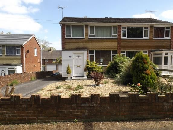 Thumbnail Semi-detached house for sale in Hythe, Southampton, Hampshire