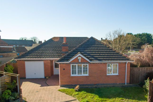 Thumbnail Detached bungalow for sale in Woolpack Meadows, North Somercotes, Louth