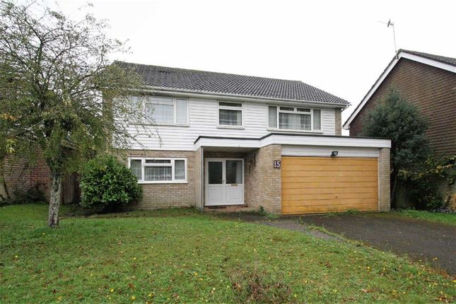 Thumbnail Property for sale in Chestnut Close, Liphook, Hampshire