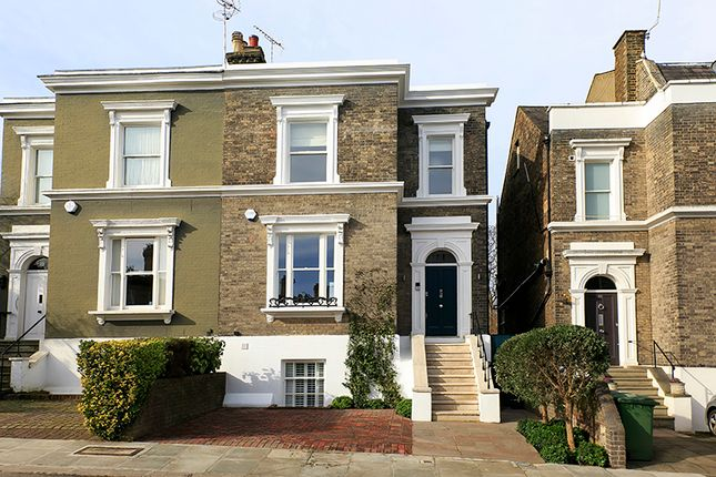 Semi-detached house to rent in The Hermitage, Richmond
