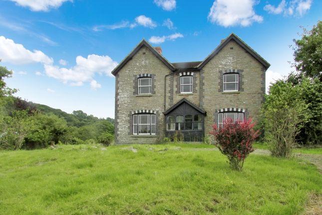 Thumbnail Farmhouse for sale in Norton, Presteigne