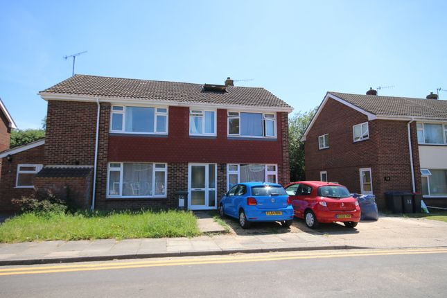 Thumbnail Semi-detached house to rent in College Road, Canterbury