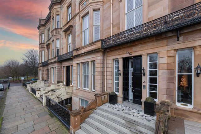 Thumbnail Property for sale in Park Gardens, Glasgow