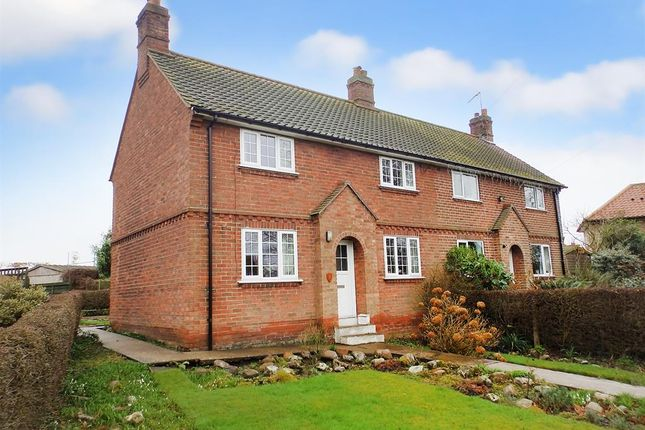 3 bed terraced house for sale in Main Street, Little Ouseburn, York