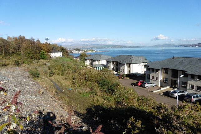 Thumbnail Land for sale in Gerhallow Bullwood Road, Dunoon