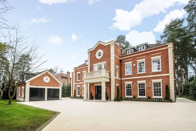 Thumbnail Property to rent in Sunning Avenue, Sunningdale, Ascot