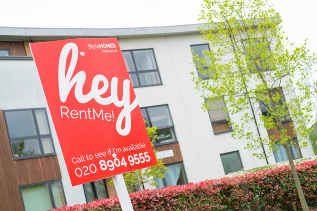 Thumbnail Flat to rent in Broadmead Road, Caledonian Court, Northolt
