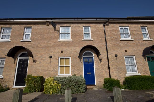 Thumbnail Terraced house to rent in Ben Sainty Court, Witham