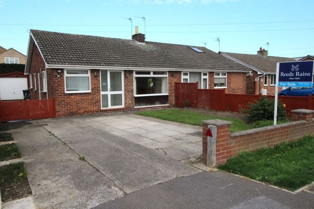 Thumbnail Bungalow for sale in Cleveland Way, Huntington, York