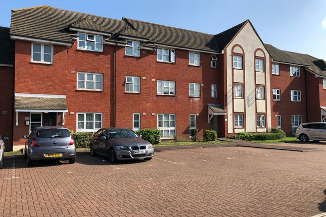 Thumbnail Flat to rent in Cherry Lane, West Drayton