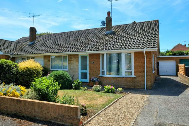 Thumbnail Semi-detached bungalow for sale in Oakwood Drive, Tankerton, Whitstable, Kent