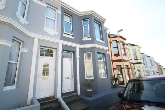 Thumbnail Terraced house for sale in Barton Avenue, Keyham, Plymouth
