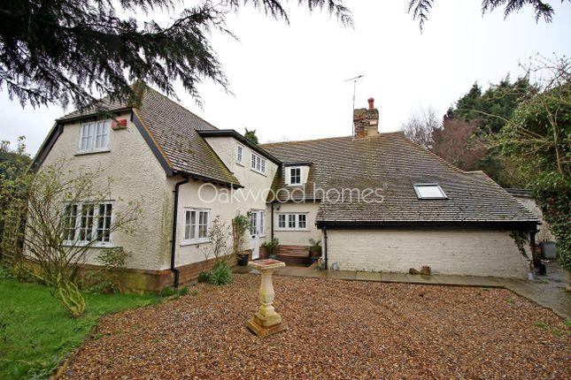 Thumbnail Detached house for sale in Potten Street, St. Nicholas At Wade, Birchington