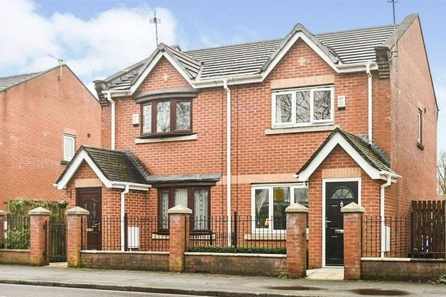 2 bed semi-detached house for sale in Royce Road, Manchester, Greater Manchester M15
