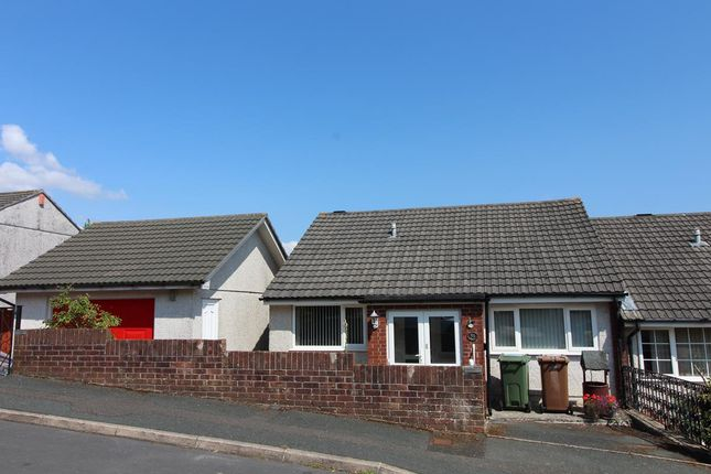 Thumbnail Semi-detached house for sale in Grantley Gardens, Plymouth