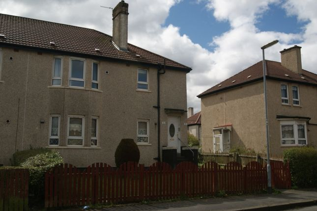 Thumbnail Flat to rent in Kippen Street, Glasgow