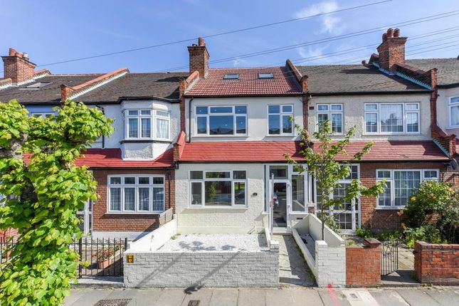 Thumbnail Terraced house for sale in Links Road, London