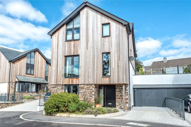 Thumbnail Detached house for sale in Cornelius Drive, Truro, Cornwall