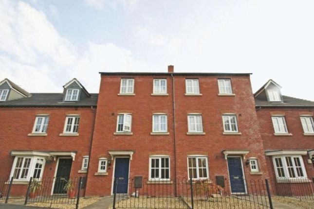Thumbnail Terraced house to rent in 43 Ryder Drive, Muxton, Telford