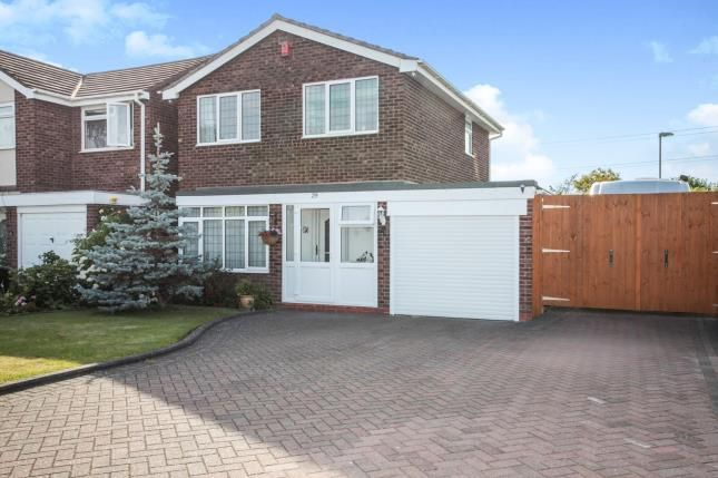 Thumbnail Detached house for sale in Browsholme, Tamworth, Staffordshire