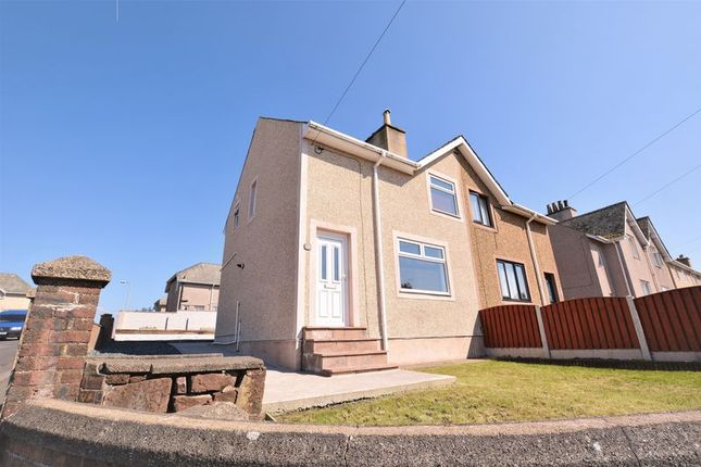 Thumbnail Semi-detached house to rent in High Road, Whitehaven