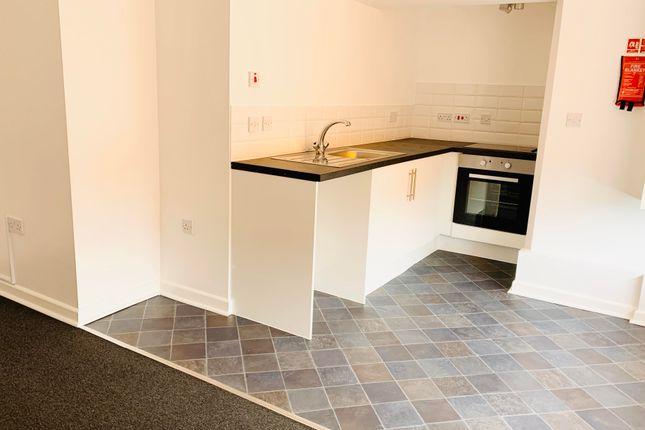 Thumbnail Flat to rent in High Street, Merthyr Tydfil