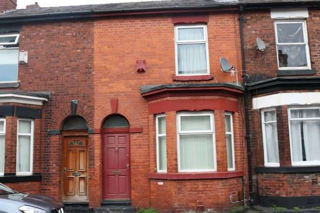 Thumbnail Terraced house for sale in Peterborough Street, Abbey Hey, Manchester