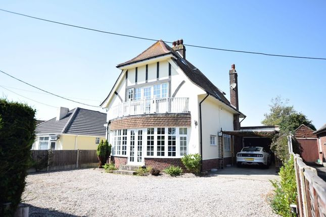 Thumbnail Detached house for sale in Main Road, Great Holland, Frinton-On-Sea