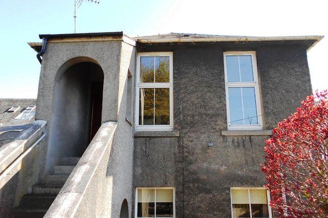 Thumbnail Flat to rent in Buchanan Street, Dunfermline, Fife